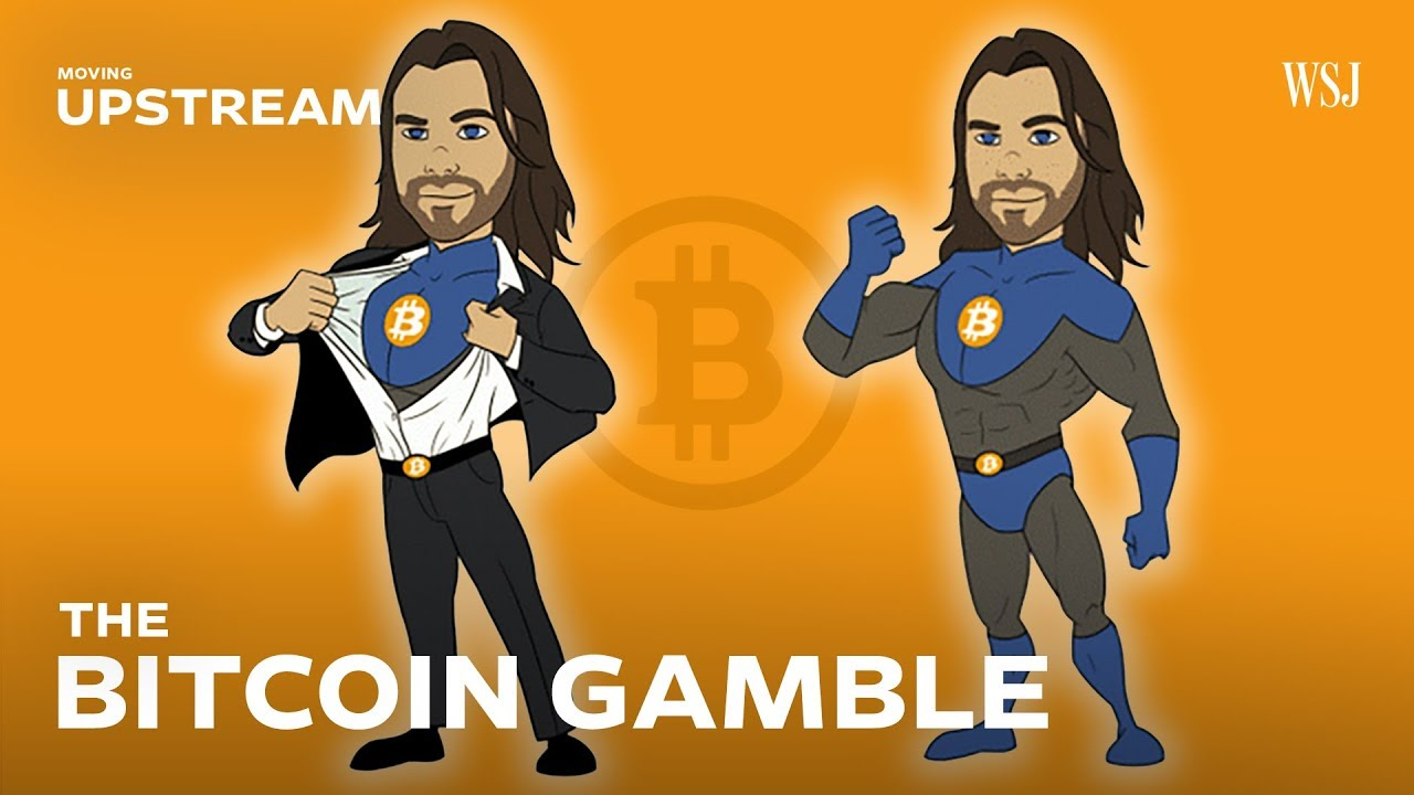 The Man Who Put Everything He Owns Into Bitcoin | Moving Upstream