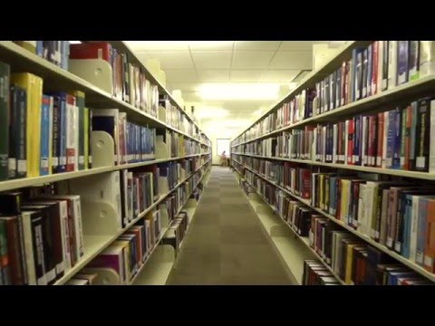 UW Campus Tours || Coe Library