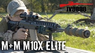 M10X Elite Hybrid AK47 First Look