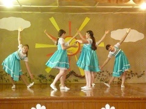 Танцуют все! ». Русский народный танец. «the first crew.