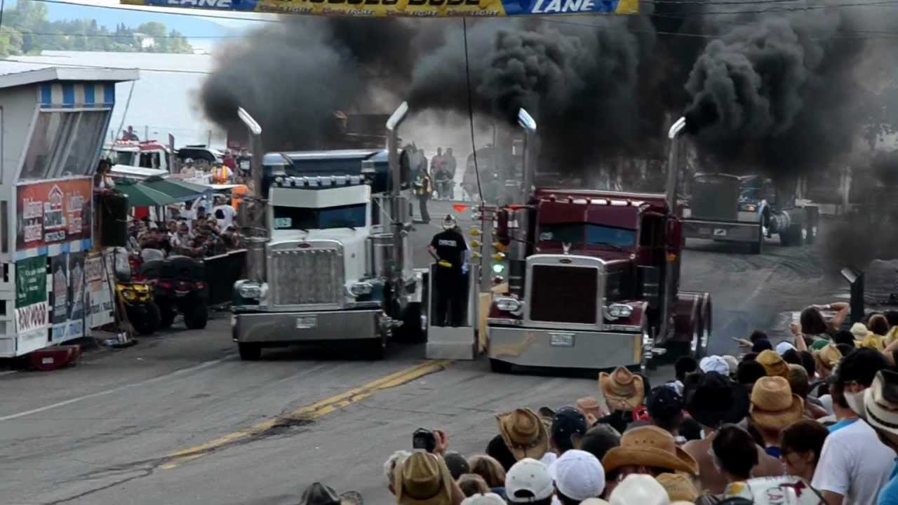 Rod 233 O Du Camion 2011 2011 Truck Rodeo Youtube
