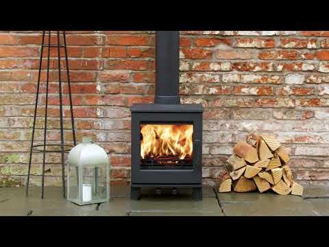 Woodpecker WP4 Woodburning Stove