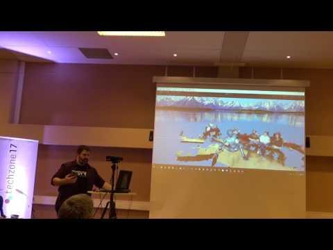AR/VR — The TelePresence Killer?  (TechZone talk in Norway, 2017)