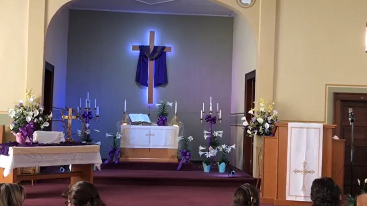 April 4, 2021 - Easter Service