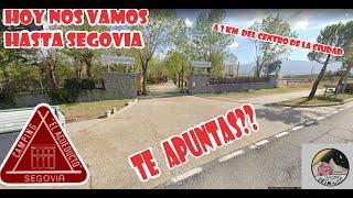 CAMPING EL ACUEDUCTO, Segovia | Desde otro punto de vista.