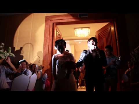WEDDING TOAN -  THANH - OPENING