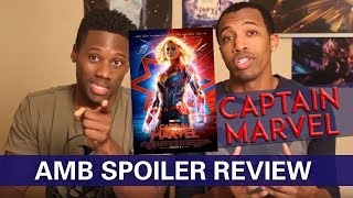 Captain Marvel: Action Movie Breakdown Review