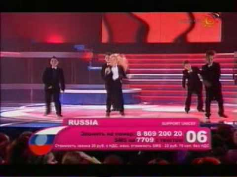 Junior Eurovision Song Contest 2007: Russia - Alexandra Golo