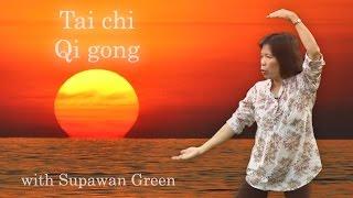 Tai chi Qi gong with Supawan Green (2014)