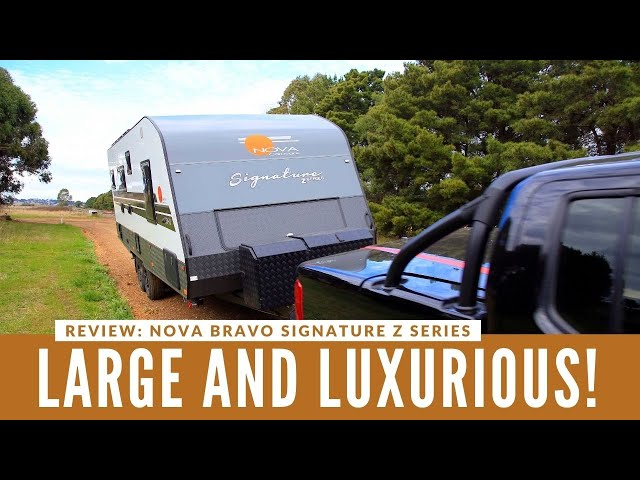 Review: Nova Bravo Signature Z Series