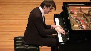 Daniil Trifonov - Chasse neige  - Transcendental Étude No. 12 in B flat  minor - Franz Liszt