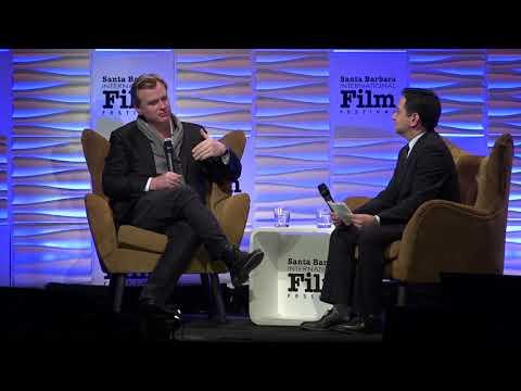 SBIFF 2018 - Outstanding Directors - Christopher Nolan Discussion (Part II)