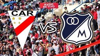 EN VIVO |RADIO| Always Ready vs Millonarios - 20/02/2020 - Sudamericana