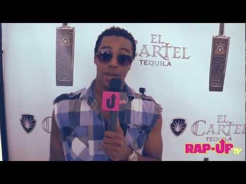 Jermaine Dupri Hosts Austin Brown Listening Party