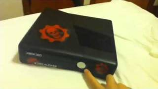 How to install A internal hard drive xbox 360 (slim)