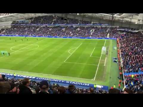 BRIGHTON VS. ARSENAL - GOOD OLD SUSSEX BY THE SEA