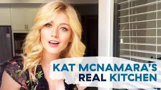 Shadowhunters Star Kat McNamara Shows Us What Her Home Kitchen Looks Like (Nerf Guns Included)