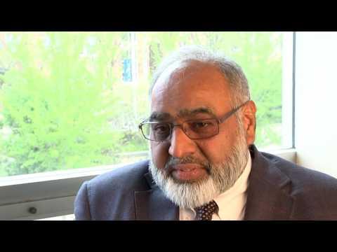 Dr. Chaudhry, impressions of Kansas City and UMKC.