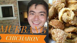 Filipino Mukbang Chicharon
