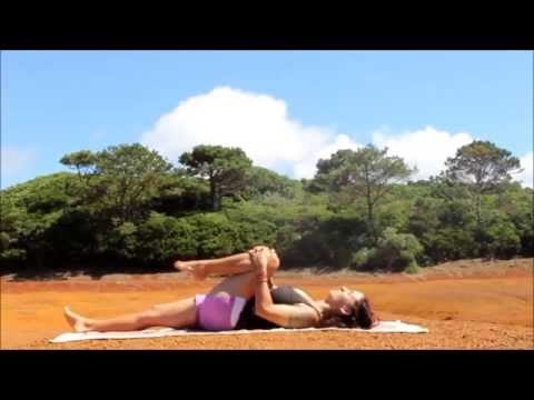 Surrender: A Gentle and Restorative Yoga Practice With Yogini Tiff
