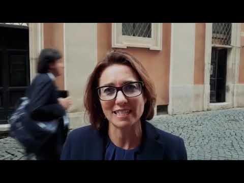 On. Laura Paxia - Direttiva EU sul Copyright. Intervista Radio Radicale