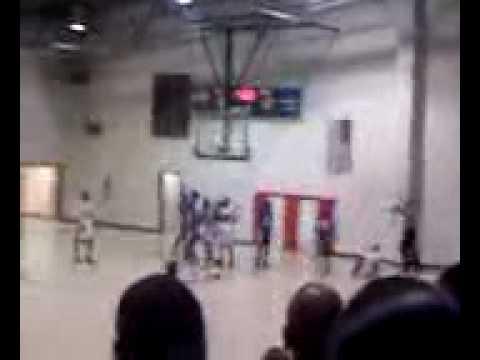 Macon County Middle School against Wilcox Middel School