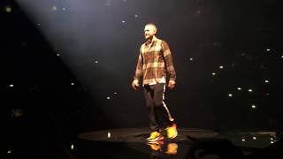 Justin Timberlake - Mirrors - Man Of The Woods Tour (Toronto) FRONT ROW HD