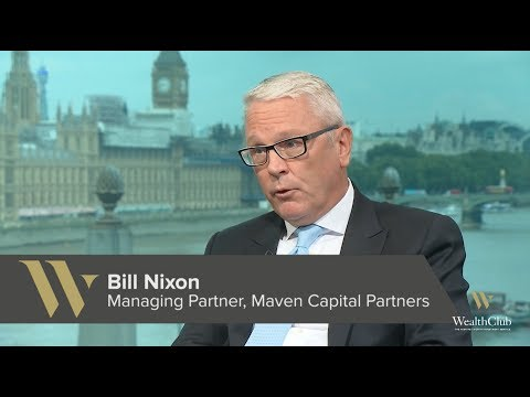 Maven VCTs – manager interview with Bill Nixon, Maven Capital Partners