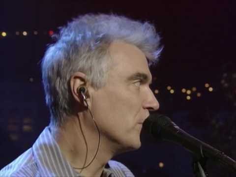 """David Byrne - """"(Nothing But) Flowers"""" [Live from Austin, TX]"""