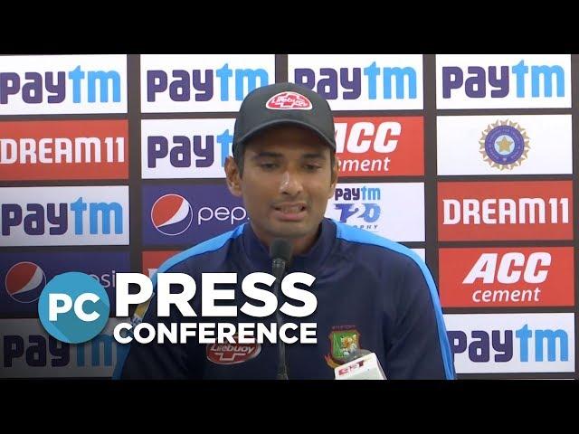 Mahmudullah relishes chance to lead Bangladesh