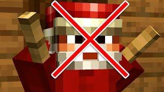 Saving Christmas In Minecraft