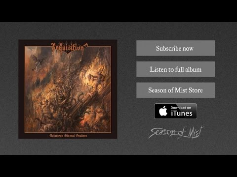 Inquisition - Where Darkness Is Lord And Death The Beginning