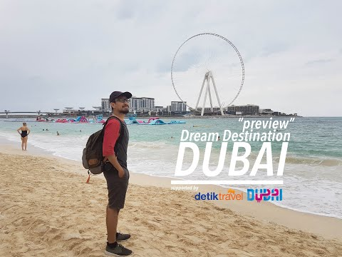 Dream Destination Dubai 2019