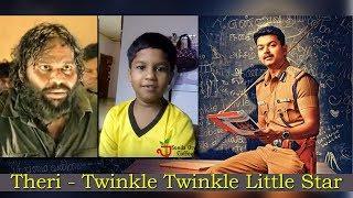 Vijay theri twinkle twinkle little star comedy
