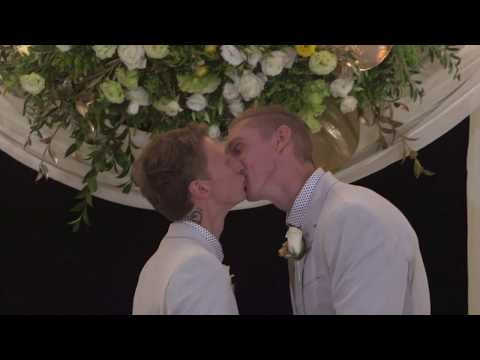 Australians Celebrate First Official Day Of Gay Marriage