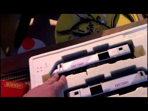 DCC Sound east coast class 43 HST 125 Review part 1 of 2