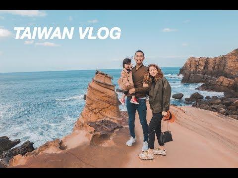 TAIWAN FAMILY TRAVEL   Tours, Street Food, Milk Teas, KAWS!
