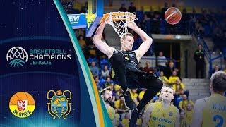 Opava v Iberostar Tenerife - Full Game - Basketball Champions League 2018-19