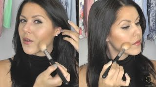 ♥ How to: shapen met bronzer Thumbnail