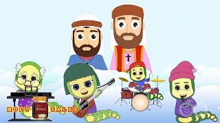 Children Go Where I Send Thee I Bible Rhymes Collection I Bible Songs For Children with Lyrics