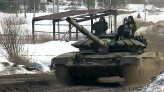 Уральские танкостроители испытывают новую модификацию Т 72