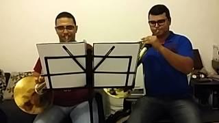 Dueto Trompa - Hab