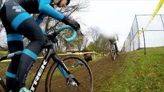 CYCLOCROSS IN THE MUD!: Supercross Cup Day 1: Elite Women ENHANCIFIED