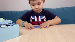 Развивашки для детей (собираем пазлы)