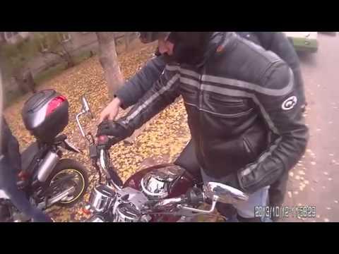 Поездка за б-у мотоциклом... не так все просто
