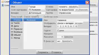 runa 3. Первая база данных