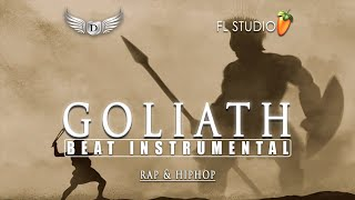 Epic Hard Choir Orchestral HIPHOP RAP BEAT INSTRUMENTAL - Goliath (FIFTY VINC Collab)