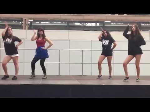 VIII Japan Weekend Bailes 2014 Octubre Barcelona - Escenario 2 parte 1/2