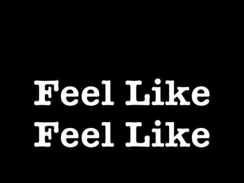 Feel Like (Lyrics) - Diggy Simmons