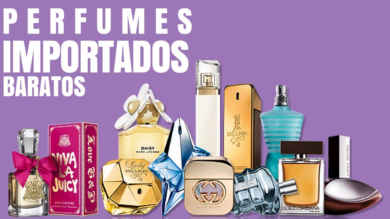 8bc6a60fe Perfumes importados baratos - Importando com Sucesso - YouTube